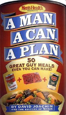 A Man, a Can, a Plan By Joachim, David